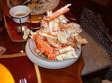 crab tower